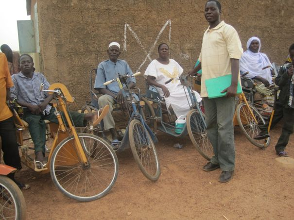 Burkina Faso Handicapped 2