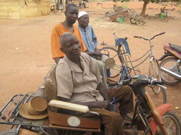 Burkina Faso Handicapped 3