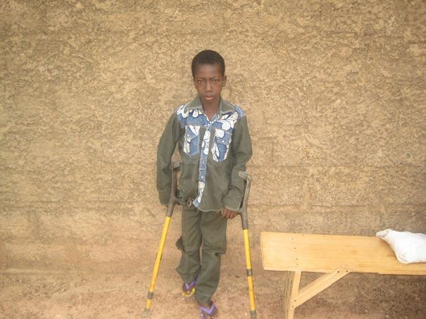Burkina Faso Handicapped 4